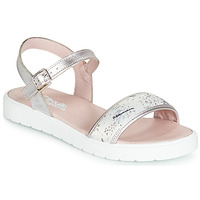 Schuhe Mädchen Sandalen / Sandaletten Citrouille et Compagnie JANISSE Rose / Libelle