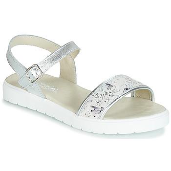 Schuhe Mädchen Sandalen / Sandaletten Citrouille et Compagnie JIMINITE Grau / Libelle