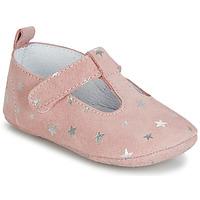 Schuhe Mädchen Hausschuhe Citrouille et Compagnie JARI Rose