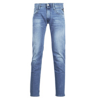 Kleidung Herren Slim Fit Jeans Replay ANBASS Blau / 010