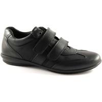 Schuhe Herren Sneaker Igi&co IGI & CO 37032 Schwarzer Mann schuhe sport elegant Träne Nero