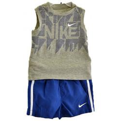 Kleidung Jungen Kleider & Outfits Nike Komplette Sport Infant trainingsanzuege