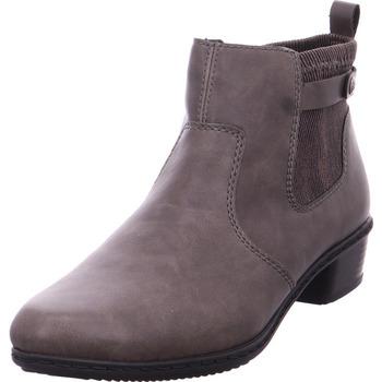 Schuhe Damen Stiefel Stiefelette - Y07A2-45 basalt/stromboli 45