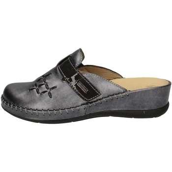 Schuhe Damen Pantoletten / Clogs Susimoda 6706/58 Grau