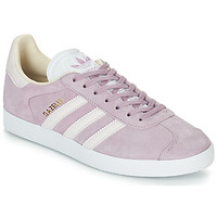 Schuhe Damen Sneaker Low adidas Originals GAZELLE W Rose
