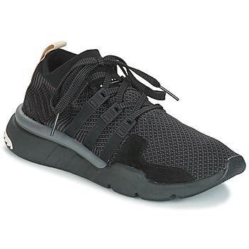 Schuhe Herren Sneaker Low adidas Originals EQT SUPPORT MID ADV Schwarz