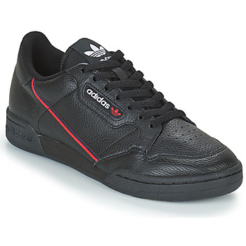 Schuhe Sneaker Low adidas Originals CONTINENTAL 80 Schwarz