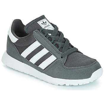 Schuhe Kinder Sneaker Low adidas Originals OREGON Grau