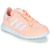 Schuhe Mädchen Sneaker Low adidas Originals OREGON Rose