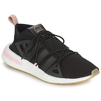 Schuhe Damen Sneaker Low adidas Originals ARKYN W Schwarz