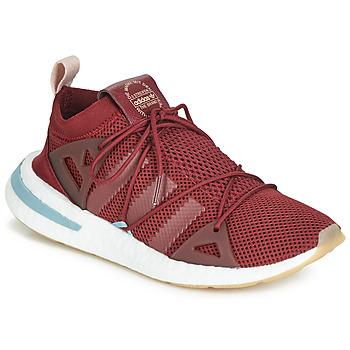 Schuhe Damen Sneaker Low adidas Originals ARKYN W Bordeaux