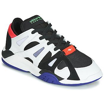 Schuhe Herren Sneaker Low adidas Originals DIMENSION LO Weiss / Schwarz