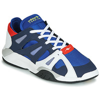 Schuhe Herren Sneaker Low adidas Originals DIMENSION LO Weiss / Blau