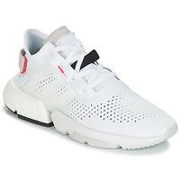 Schuhe Herren Sneaker Low adidas Originals P.O.D Weiss