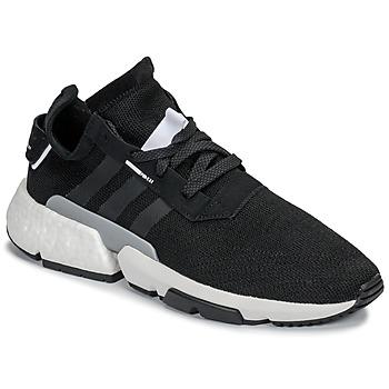 Schuhe Herren Sneaker Low adidas Originals P.O.D Schwarz