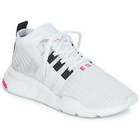 Schuhe Herren Sneaker Low adidas Originals EQT SUPPORT MID ADV Weiss