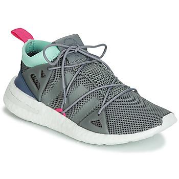 Schuhe Damen Sneaker Low adidas Originals ARKYN W Weiss / Blau