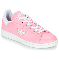 Schuhe Mädchen Sneaker Low adidas Originals STAN SMITH J Rose