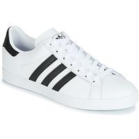 Schuhe Sneaker Low adidas Originals COAST STAR Weiss / Schwarz