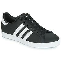 Schuhe Sneaker Low adidas Originals COAST STAR Schwarz / Weiss