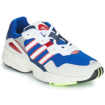 Schuhe Herren Sneaker Low adidas Originals YUNG 96 Weiss / Violett