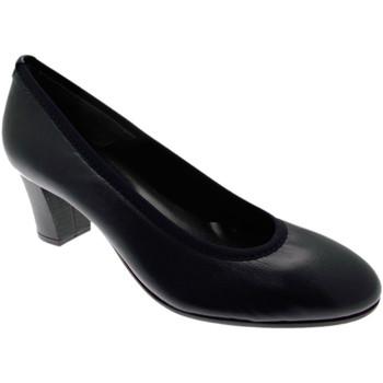 Schuhe Damen Pumps Soffice Sogno SOSO8411bl blu