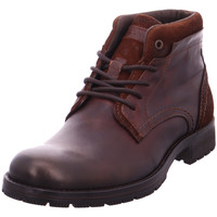 Schuhe Herren Stiefel Stiefelette JFWHARRY MIXED BROWN STONE Mixed Brown Stone