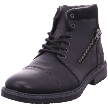 Schuhe Herren Stiefel Rieker - F5323-01 ne/sch/sch 01