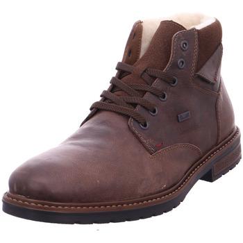 Schuhe Herren Stiefel Rieker - F5311-45 nubia/sigaro/cigar 45