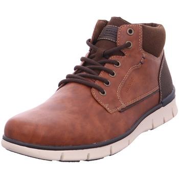 Schuhe Herren Boots Stiefel F8310-22 nuss/moro/cigar 22