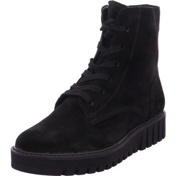 Schuhe Damen Boots Stiefelette - 94.812.70 schwarz 70