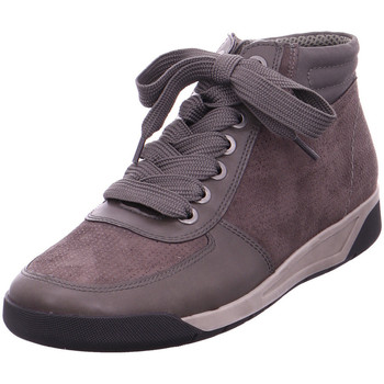 Schuhe Damen Sneaker High Jenny By Ara SEATTLE TAUPE,STREET/GRAU 07