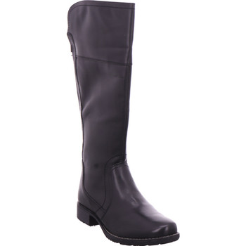 Schuhe Damen Stiefel Stiefel Woms Boots BLACK