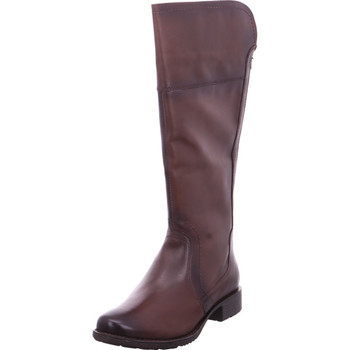 Schuhe Damen Stiefel Softline Woms Boots MOCCA