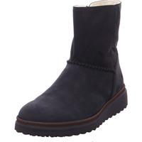 Schuhe Damen Boots Stiefelette - 93.802.76 ocean (natur) 76