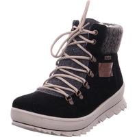 Schuhe Damen Boots Rieker - Y4330-00 schwarz/anthrazit/anthraz