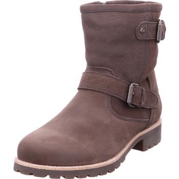 Schuhe Damen Stiefel Stiefel - Felina Igloo B19 Nobuck Gris/G grau