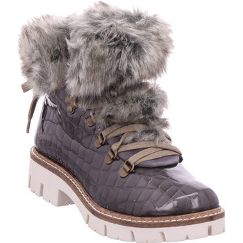 Schuhe Damen Schneestiefel Stiefel - 80-yasmin grau
