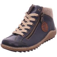 Schuhe Damen Boots Remonte Dorndorf - R4775-14 pazifik/chestnut/wood/paz 14