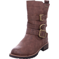 Schuhe Damen Stiefel Softline Woms Boots CAFE