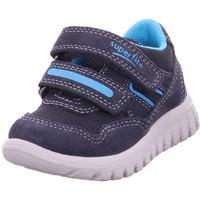 Schuhe Jungen Sneaker Low Halbschuhe - 3-00191-81 BLAU/BLAU