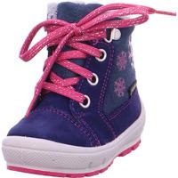 Schuhe Kinder Schneestiefel Stiefel Groovy,blau/rosa blau/rosa