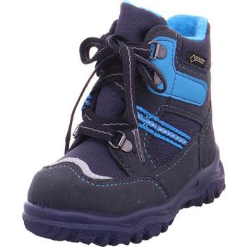 Schuhe Kinder Schneestiefel Legero - 3-09043-80 BLAU/BLAU