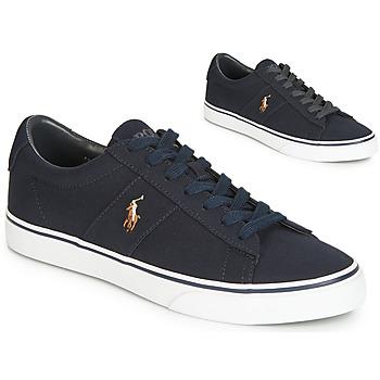 Schuhe Herren Sneaker Low Polo Ralph Lauren SAYER Marine