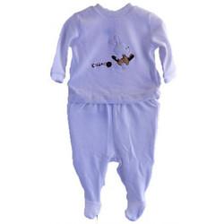 Kleidung Kinder Overalls / Latzhosen Chicco Schlafanzug saeugling