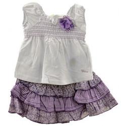 Kleidung Mädchen Kurze Kleider Chicco Komplett saeugling