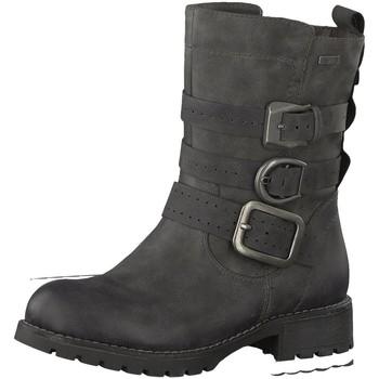 Schuhe Damen Boots Jana Stiefeletten Woms Boots 8-8-26408-21/206 grau