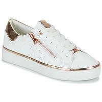 Schuhe Damen Sneaker Low Tom Tailor 6992603-WHITE Weiss