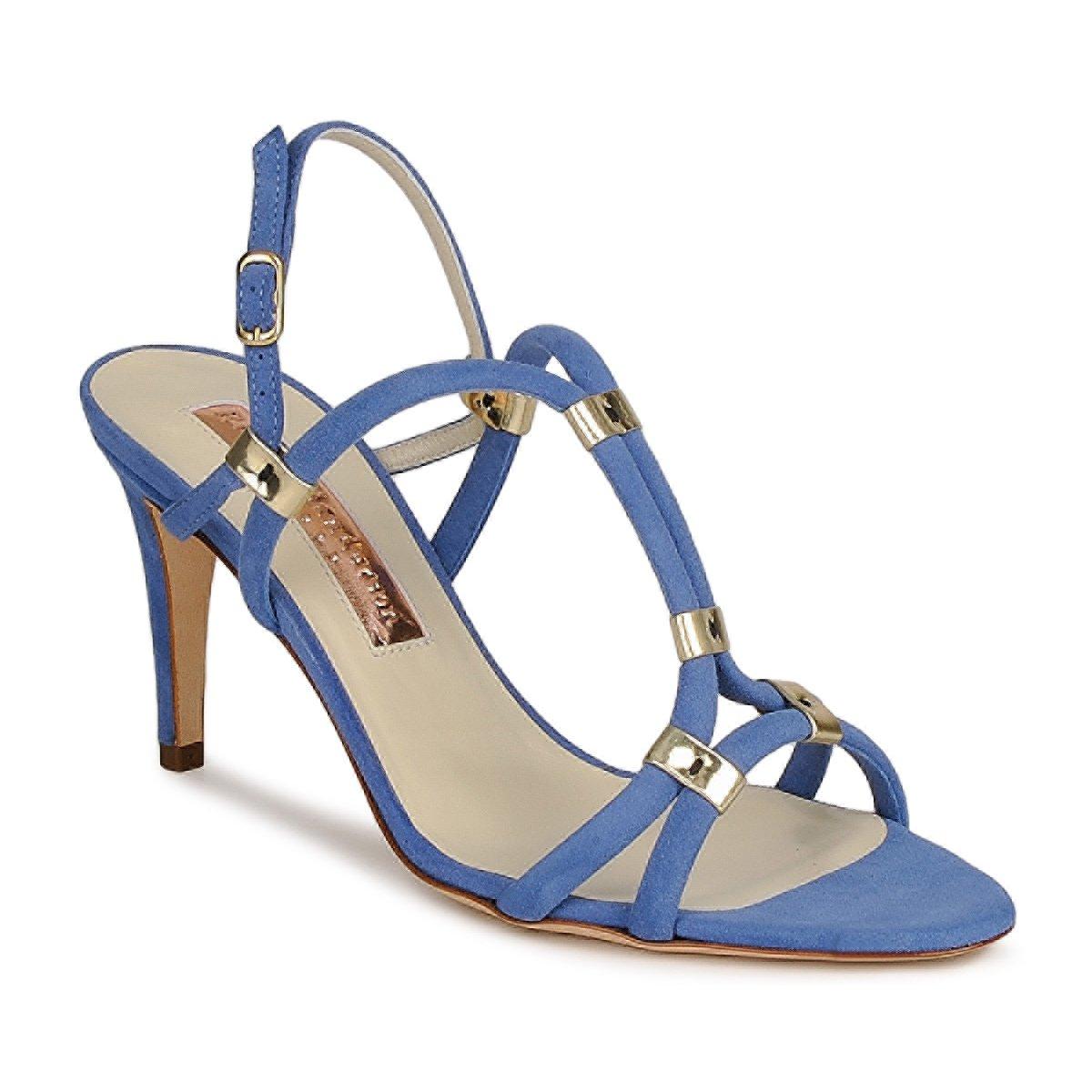 Rupert Sanderson PAPRIKA Rasiago-miro - Kostenloser Versand bei Spartoode ! - Schuhe Sandalen / Sandaletten Damen 214,50 €