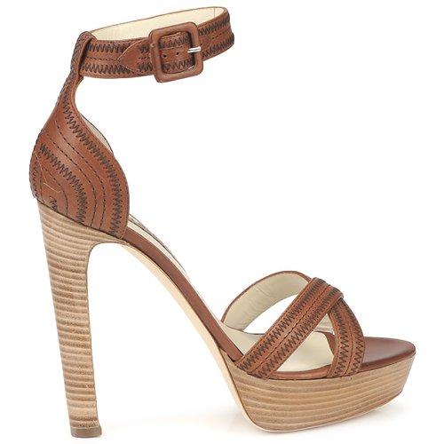Rupert Damen Sanderson KOOMELA Braun Schuhe Sandalen / Sandaletten Damen Rupert 230 1c7df1